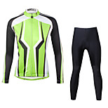 PALADIN® Cycling Jersey with Tights Women's Long Sleeve BikeBreathable / Quick Dry / Ultraviolet Resistant / Reduces Chafing /