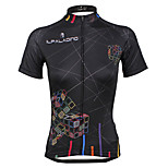 Breathable and Comfortable Paladin Summer Male Short Sleeve Cycling Jerseys DX712 Cube