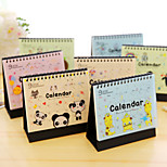 Desktop Cartoon Calendar