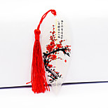 Plum Vein Bookmark Proud Graduate Leaves Natural Gift Diy Plastic Cards Can Be Customized Personalized Gifts