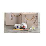 Ceramic Bowl Bowl Bone China Pattern  Tableware Ceramics Tableware Suit Custom