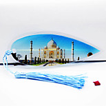 Taj Mahal India Attractions Vein Bookmark Bookmark Send Foreign Friends To Study Small Souvenir Gift Features