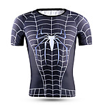 Sports Bike/Cycling Tops Men's Short Sleeve High Breathability (15001g) / Quick Dry / Comfortable Terylene