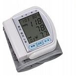 Wrist Electronic Sphygmomanometer Wrist Automatic Intelligent Home Blood Pressure Measurement Instrument