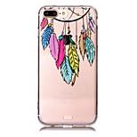 Für iPhone 7 Hülle / iPhone 6 Hülle / iPhone 5 Hülle Muster Hülle Rückseitenabdeckung Hülle Traumfänger Hart Acryl AppleiPhone 7 plus /