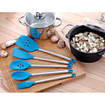 Silicone kitchen utensils  5PCS-May Fifteenth