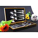 A Generation Of Stainless Steel Tableware Western-Style Food Steak Knife And Spoon Gift Box