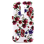 Flower Painting Pattern TPU + IMD Soft Case for LG G5/K10/K7/K5/Leon C40/Spirit C70