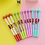 Cartoon Bear Neutral Pen(1PC)