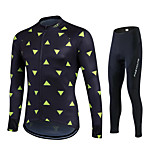 Spring Autumn Long Sleeve Bike Uniform Cycling Jersey Breathable Bicycle Sets Sportswear Clothes Ropa Ciclismo