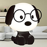 Dr. Lamp Super Meng Cartoon Dog Wearing Glasses Puppies Bedroom Bedside Lamp Night Light Valentine'S Day Gift Ideas