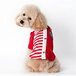 Navy Style Stripe Design T-Shirt  for Pets Dogs(Assorted Sizes and Colours)