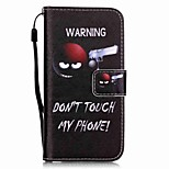 Sharpshooter Pattern Material PU Card Holder Leather for  iPhone 7 7 Plus 6s 6 Plus SE 5s 5 5C 4S