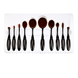 Lightinthebox® Makeup Brushes Set Synthetic Hair Professional Full Coverage 10 Pcs