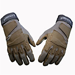 Winter Wear Resistant Fiber Material Sports Riding Motorcycle Gloves