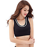 Running Compression Clothing Women's Sleeveless Breathable / Quick Dry / Reflective Strips / Sweat-wicking