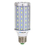 15 E14 / B22 / E26/E27 Ampoules Maïs LED T 72 SMD 5730 1500 lm Blanc Chaud / Blanc Froid Décorative AC 85-265 V 1 pièce
