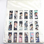 Star Yang Yang Surrounding Bookmark Magnetic Bookmark Sided Pattern 18 A