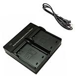 BLN1 batterie appareil photo numérique à double chargeur pour olympus bln-1 em1 EM5 ep5 e-m1 e-m5 e-p5 e-m5ii