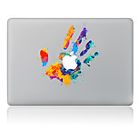 Scrawl Hand Decorative Skin Sticker for MacBook Air/Pro/Pro with Retina