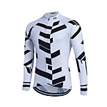 Winter Cycling Jacket Long Sleeves Cycling Jersey Windproof&Thermal Fleece MTB Road Bike Jacket Cycling Clothing