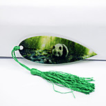 Chengdu Panda Souvenirs Archaic Chinese Vein Bookmark Sichuan Native Culture Gifts Readily Ceremony