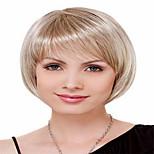 The Mushroom Head Of Gray Hair Wigs