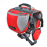 Dog Dog Pack Pet Carrier Waterproof Red / Black / Blue / Orange Nylon