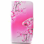 Diagonal Flower Pattern Of High-End Mobile Phone Shell Painting For Huawei Ascend P9 P9 Lite Honor 5C 5A/Y6 II
