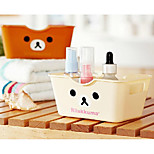 Mini Cute Cartoon Stationery Receive Box Sundry Storage Box Content Box Rectangular Desktop Boxes