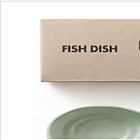 Patent Products Environmentally Friendly Wheat Straw Goldfish Creative Vinegar Soy Sauce Dish