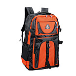 60 L Hiking & Backpacking Pack Camping & Hiking Outdoor Waterproof / Wearable / Breathable  / Oxford other