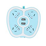 Punidi Socket With Switch Inserts Usb Security Protection
