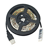 Jiawen USB 30-SMD5050 RGB 1M LED Waterproof Strip Light