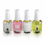 Nagellack UV Gel 15ml 1 PCS Decklack / Basislack / Transparent / nährend Nail Oil Tränken weg von Long Lasting