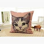 New Cartoon Star Who Meow Cotton Pillow Office Sofa Cushion Home Textile Fashion Cushion