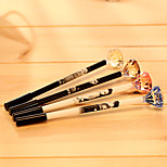 Lovely Diamond Head Neutral Pen(10PCS)