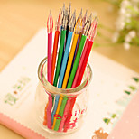 Color Diamond Head Neutral Pen(10PCS)