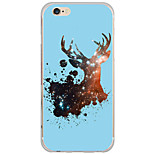 Pattern Cartoon Animal Deer PC Hard Case Back Cover For Apple iPhone 6s Plus/6 Plus/iPhone 6s/6/iPhone SE/5s/5