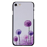 Dandelion Pattern High Quality PC Material Phone Shell For iPhone 7 7 Plus 6S 6Plus SE 5