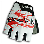 Fishion Riding Cyling Gloves Half Finger Bicycle Gloves For Men and Women Summer Breathable Slip Sports Gloves 1 Pair