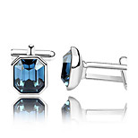 Thousands of colors Cufflinks 1 pairSolid Gold Fashionable Cufflink Men's Jewelry