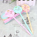 Lovely Snow Neutral Pen(1PC)