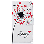 Para Funda iPhone 7 / Funda iPhone 6 / Funda iPhone 5 Cartera / Soporte de Coche / con Soporte / Flip / Diseños Funda Cuerpo Entero Funda