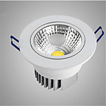 HRY 5W COB Ceiling Lamp Reflector Lamp Recessed Light for Living Kitchen Indoor Lighting(AC85-265V)