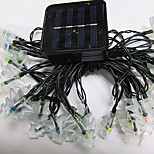 1PC 4.8M  20Led  Solar String Light For Holiday Party Wedding Led Christmas Lighting
