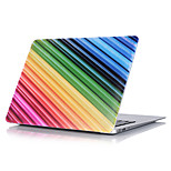 Rainbow Pattern Computer Shell For MacBook Air11/13   Pro13/15   Pro with Retina13/15   MacBook12