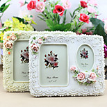 1PC Original Europea-Style Cozy Holiday Gift Family Random Color Bureaux Counter Decorations Photo Frame