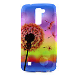 Dandelion Painting Pattern TPU + IMD Soft Case for LG G5/K10/K7/K5/Leon C40/Spirit C70