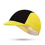 Cycling Cap Hat Bike Windproof / Dust Proof / Comfortable / Sunscreen Unisex Yellow Terylene